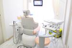 患者様の恐怖心を取り除くあたたかい診療室